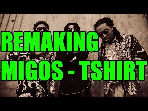 Remaking Migos T-Shirt FL Studio Tutorial