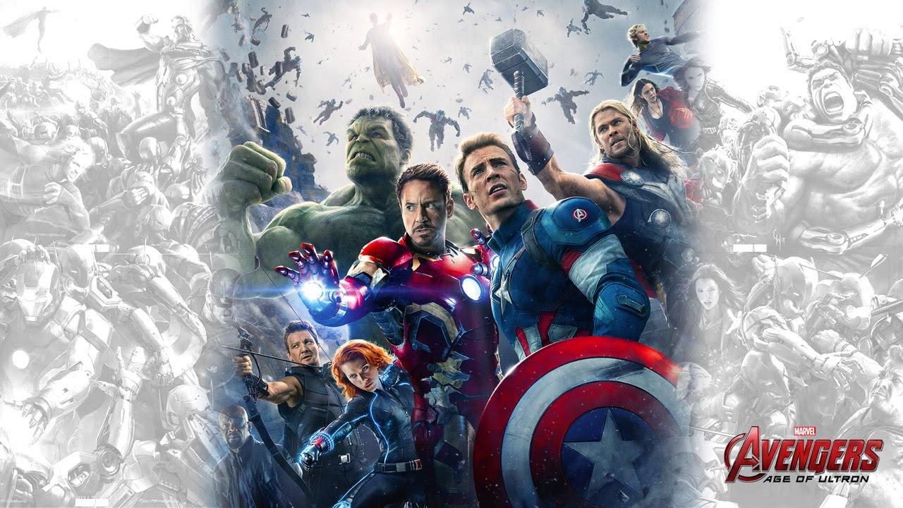 1 Hour Of Avengers United Youtube