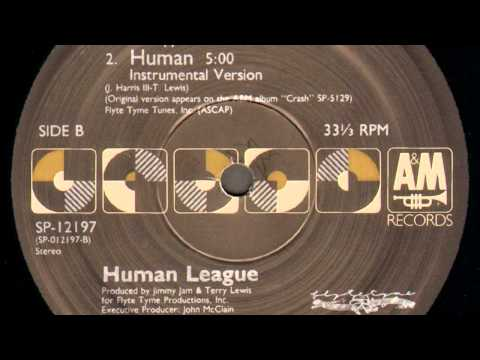 Human League - Human (Instrumental) (produced by Jimmy Jam & Terry Lewis)