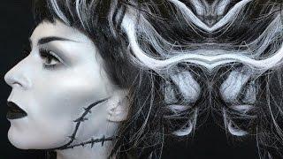 Bride of Frankinstein Halloween tutorial Thumbnail