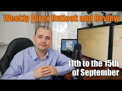 Weekly Forex Review - 11th to the 15th of September