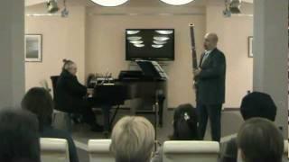 Gabriel Grovlez - Sicilienne et Allegro giocoso