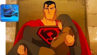 Супермен: Красный Сын [2020] Русский Трейлер