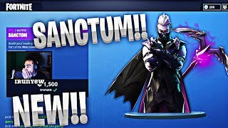 *NEW* INCREDIBLE HIGH KILL GAME with SANCTUM on FORTNITE BATTLE ROYALE