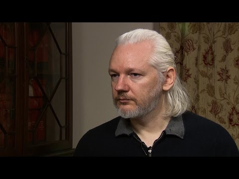 Britain Challenges Julian Assange's Asylum in Ecuadorian Embassy as Sweden Vows to Continue Inquiry