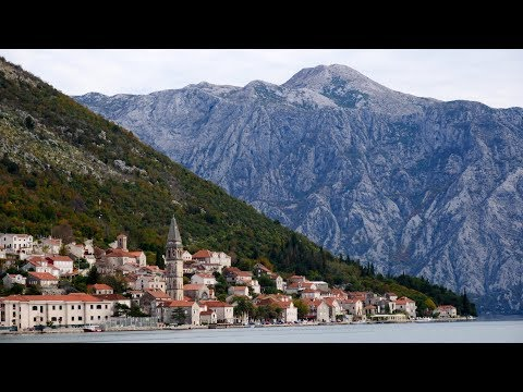 Montenegro Travel Video (Видео путовања у Црна Гора) - A Visual Journey (Cinematic B-Roll)