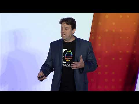 Dekel Gelbman, FDNA - Stanford Medicine Big Data   Precision Health 2018