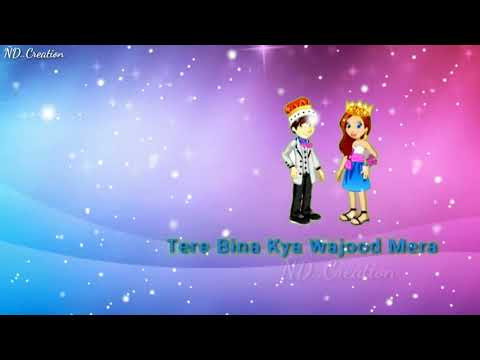 meri-zindagi-ab-tum-hi-ho-||-female-version-||-what'sapp-status-video-||-#Ñd_creation