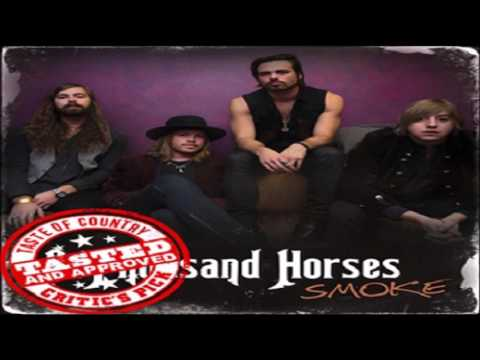 A Thousand Horses Smoke