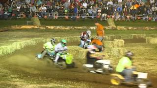 Request for B-Main Event (2012 Mower Races)