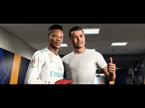 FIFA 18 The Journey ALL CUTSCENES (CHAPTER 1)