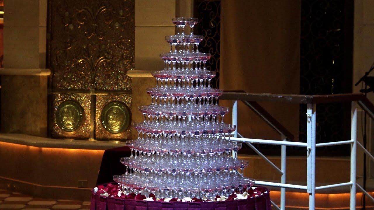 Champagne Fountain Princess Cruise Youtube