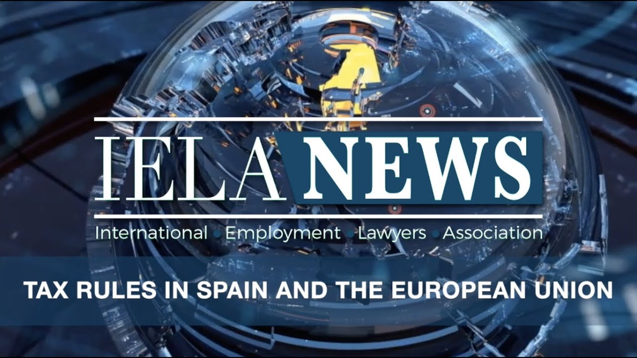 Tax rules in Spain and European Union