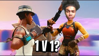 Who wants to 1v1?!