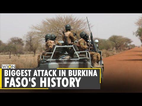 Burkina Faso Massacre: Biggest attack in Burkina Faso's history