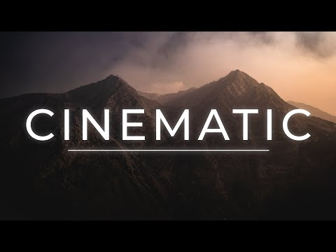 Uplifting Cinematic Background
