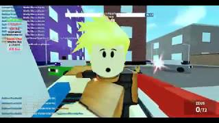 Hacking Roblox Nerf FPS!