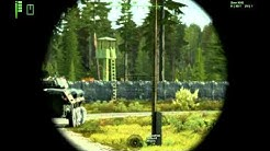 """""""Ristikangas Route"""" - Arma 2"""