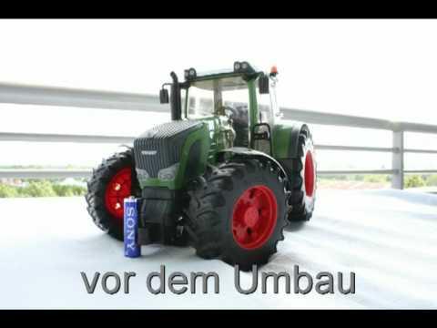 Fendt 936 vario von bruder mit rc youtube