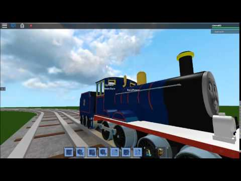 Edward The Blue Engine Drive