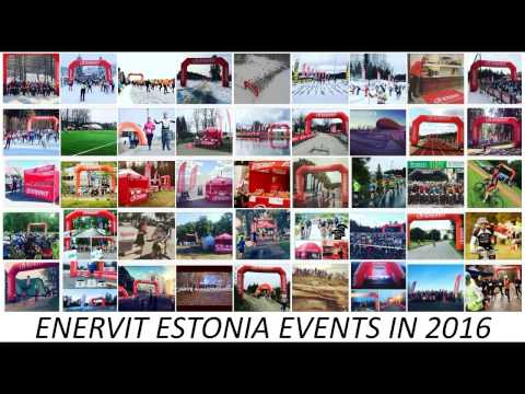 Enervit Estonia Events 2016