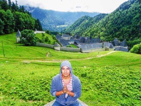 Viajar a Francia, visita a la chartreuse viaje con museo y parque natural