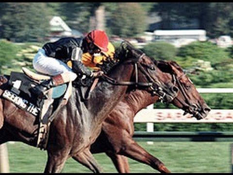 Travers Stakes - Great Runnings Of The Mid-Summer Derby