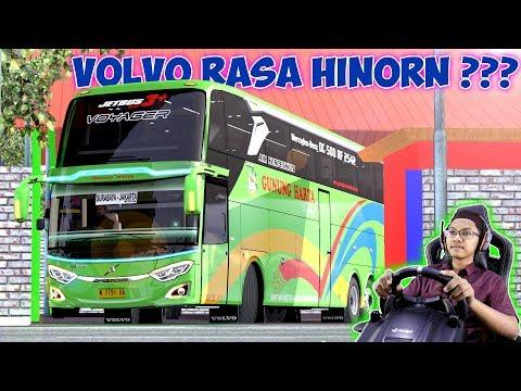 Mencoba Rute Baru Mpa Bali V2 Dengan Bus Gunung Harta Jetbus 3+ UHD Voyager
