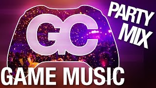 GameChops Party Mix - 1 Hour Video Game Music Mix by Dj CUTMAN