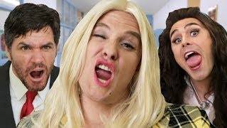 "Iggy Azalea ft. Charli XCX - ""Fancy"" PARODY"