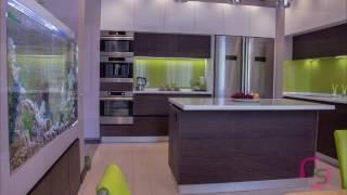 Esoba.ru - Коллекция немецких и итальянских кухонь Fly от Eurosoba Interiors