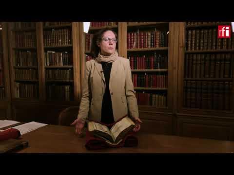 Bibliothèque nationale de France, les trésors de la langue française
