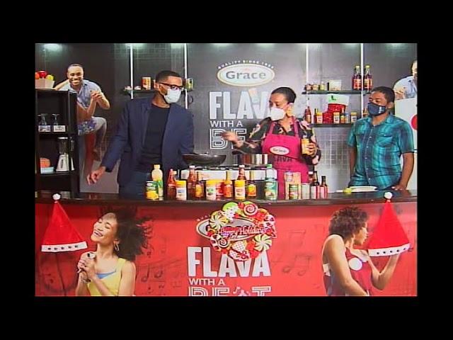 Grace & You Cooking Show   Grace Coconut Curry Soup