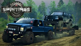 Spin Tires Singleplayer - Episode 1 - Mods!