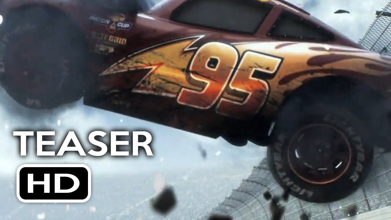Cars 3 Official Teaser Trailer 1 2017 Disney Pixar Animated Movie Hd You
