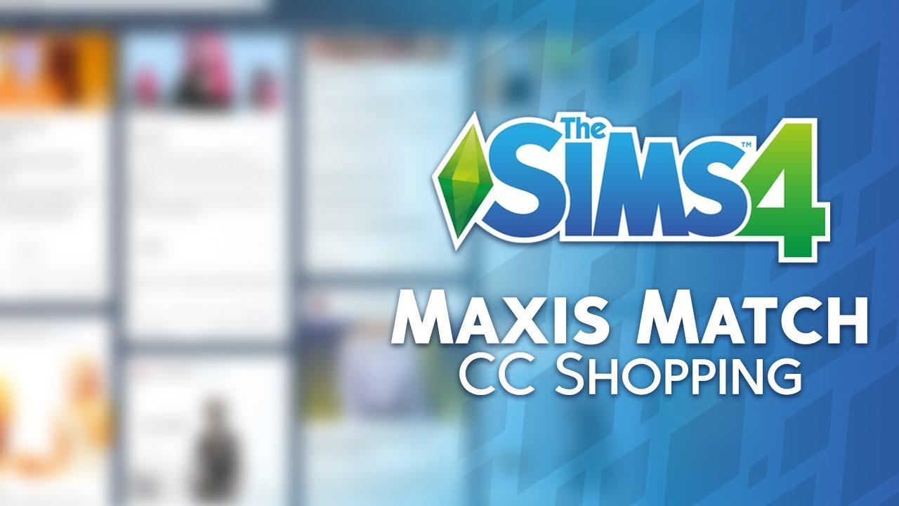 sims 4 mods folder download 2018 maxis match