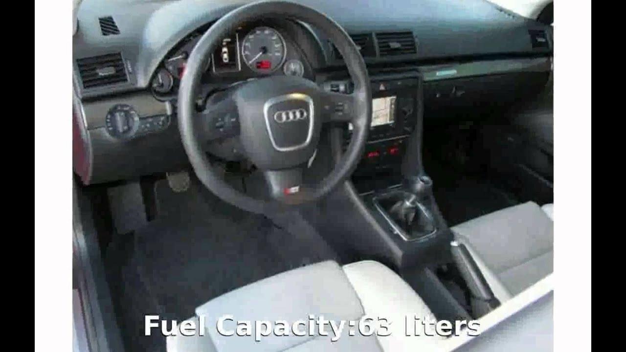 2006 Audi S4 Avant Quattro Specs Specification