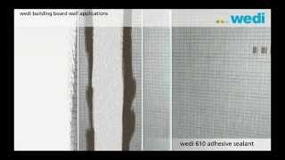 Wedi | En - Training: Building Board On Wood And Metal Stud Frame