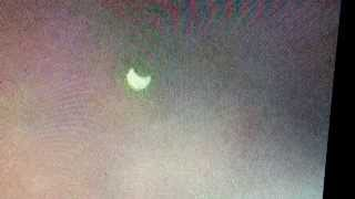 """""""Partial Solar Eclipse"""" Signs Between Blood Moons"""