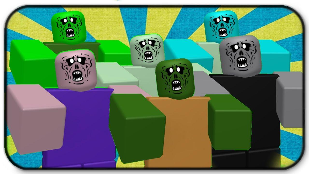 Top 100 Roblox Zombie Games List - robloxgo.com