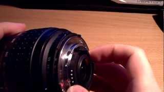 Sigma 28-300 mm 1:3,5-6,3  Nikon AF D
