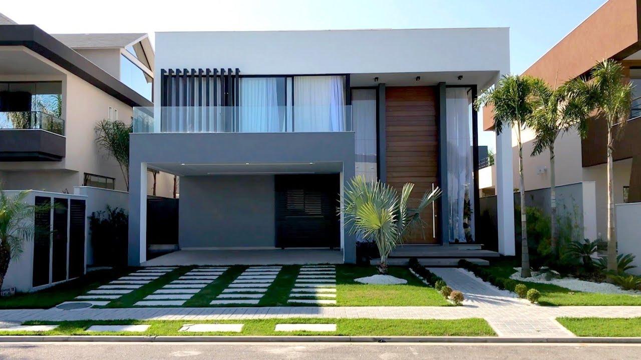 Casa barra da tijuca decorada mobiliada vendida muller im veis rj youtube - Ver casas decoradas por dentro ...