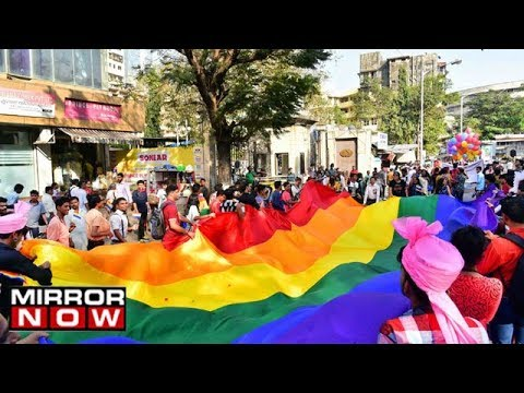 Gay Pride March For Equality In Mumbai