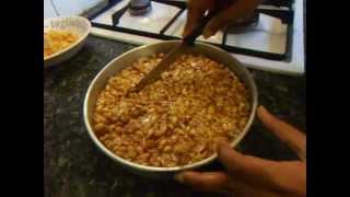 peanut chikki recipe with jaggery