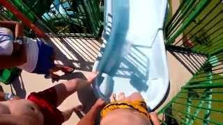 Аквапарк : Геленджик : Золотая бухта : Море(, 2014-07-01T22:32:22.000Z)