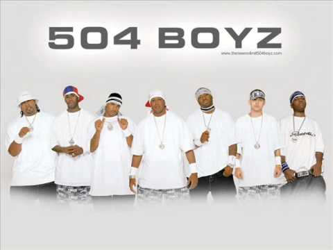 504 Boyz (Master P, Curren$y, Krazy, T-Bo & Magic) - Holla
