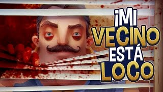 Repeat youtube video MI VECINO ESTÁ LOCO - HELLO NEIGHBOR | TRUCO PARA BUGEAR AL VECINO Y CÓMO ABRIR LA PUERTA SECRETA