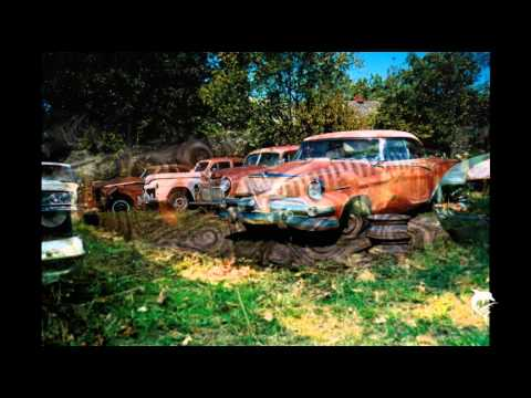 Salvage Yard In Missouri: Broken Dreams And Passion Part 2