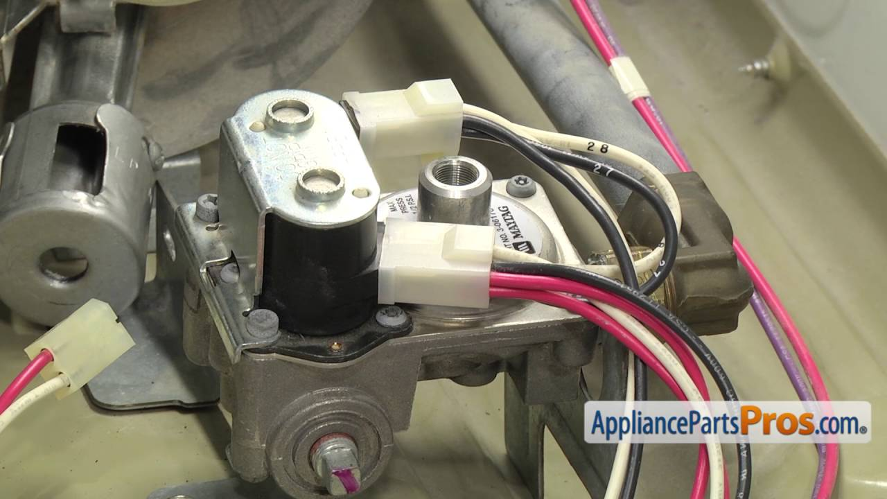 How To Whirlpool Kitchenaid Maytag Lp Gas Conversion Kit Mal9000axx Youtube