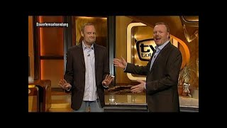 Stefan Raab vs. Max Giermann! - TV total